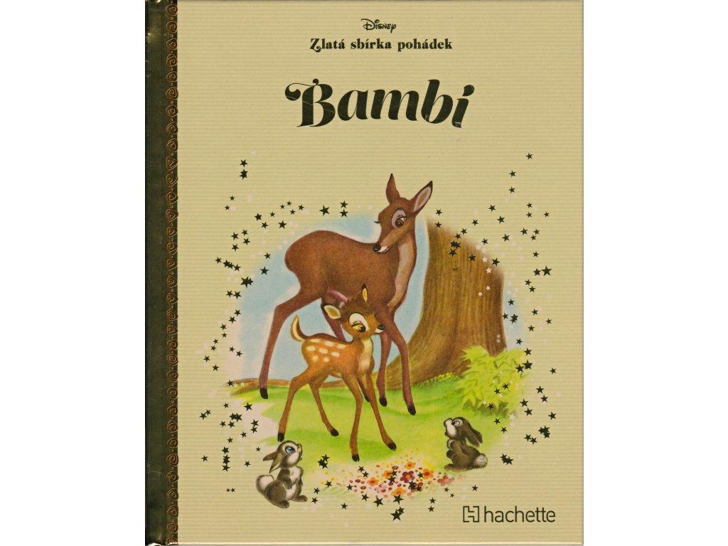 42227 zlata sbirka pohadek bambi