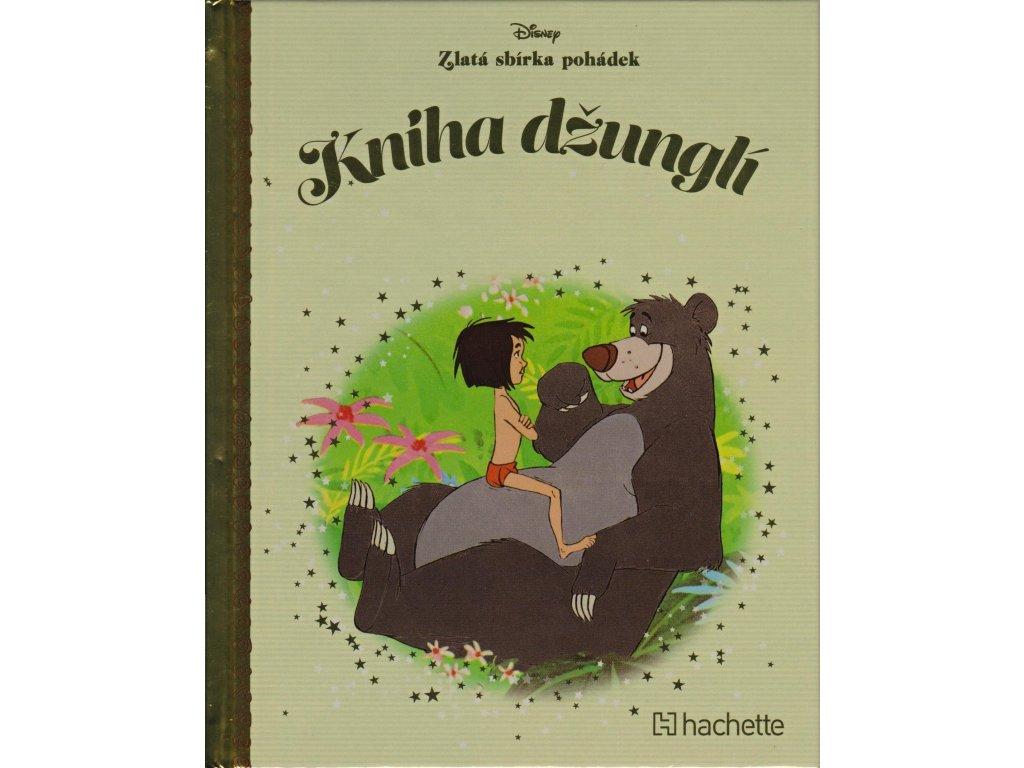 42233 zlata sbirka pohadek kniha dzungli
