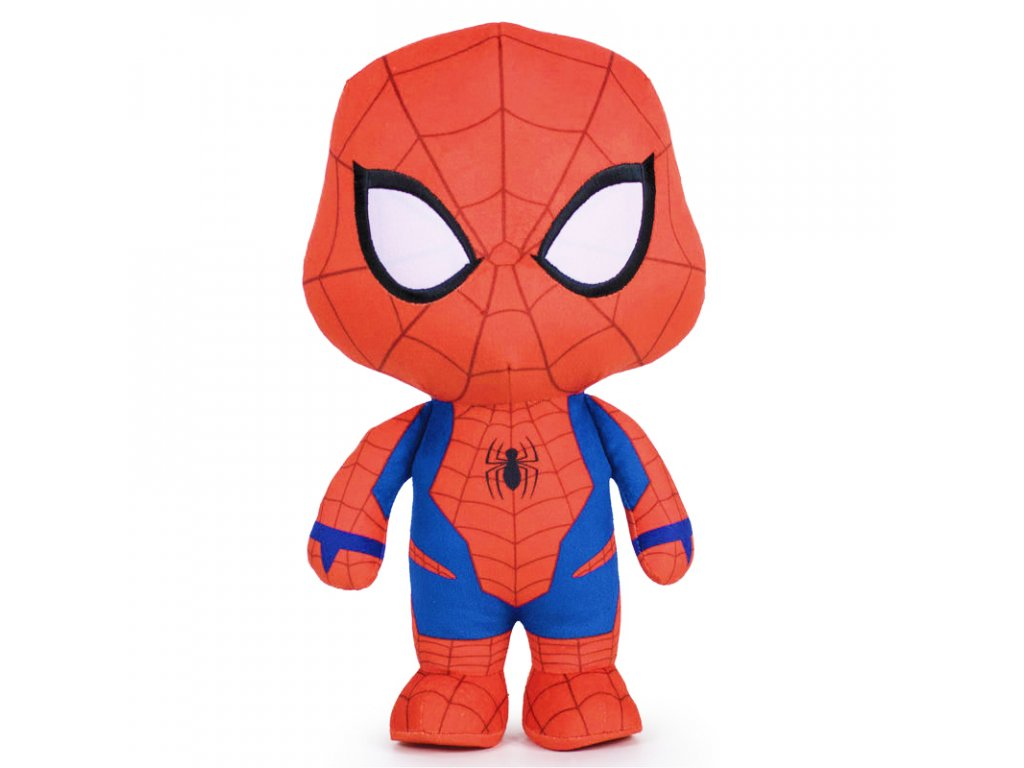 25839 avengers plysovy spider man 8461