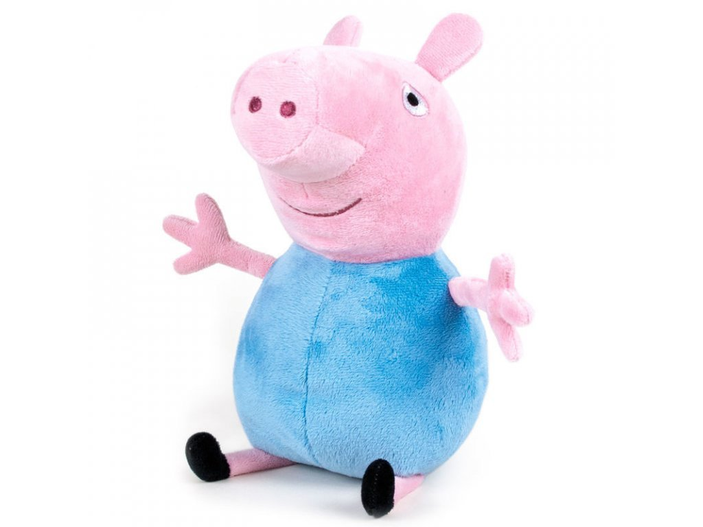 Prasatko Peppa plysova hracka George 65 cm