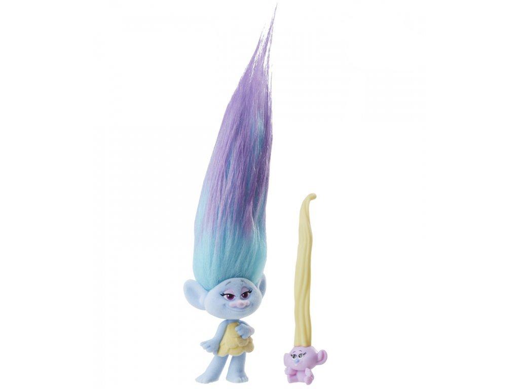 Trollove figurka Chenille a trolli miminko 12 cm (1)