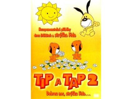 Tip a Tap 2 DVD papírový obal
