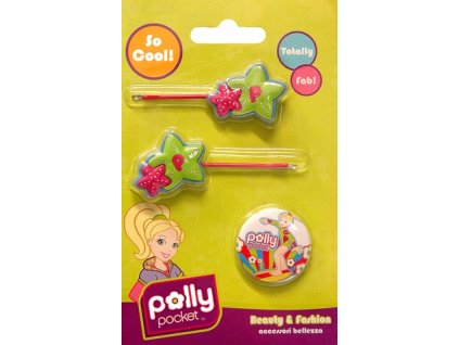 Polly Pocket sponky a placka (6803)