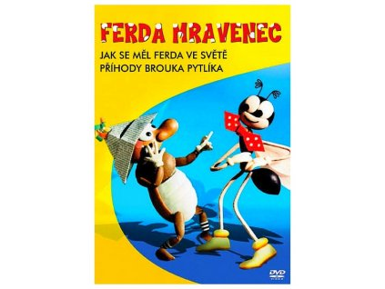 Ferda mravenec - Jak se měl ve světě DVD