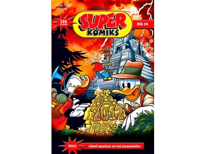 Walt Disney - Super Komiks 14