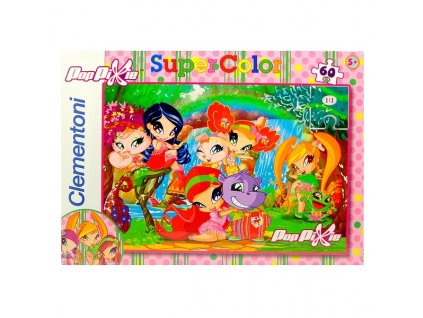 Clementoni - Puzzle Pop Pixie (8467) 60 dílků