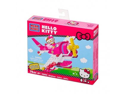 Mega Bloks - Hello Kitty (0933) Letadlo