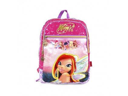 Winx Club - Školní batoh (1800) růžový