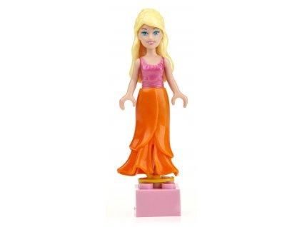 Mega Bloks Barbie (2605c) figurka