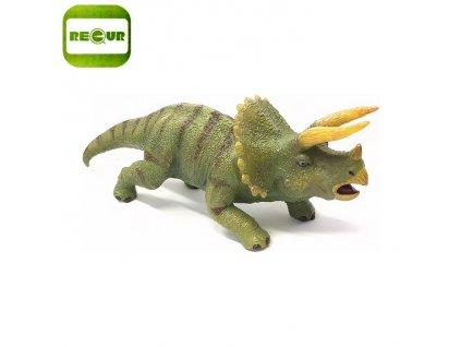 Requr Dinosaurus 26cm (6879) Triceratops