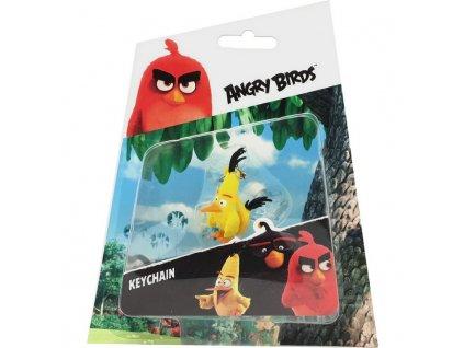 Angry Birds přívěsek nilon CHUCK 5cm