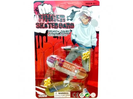 Finger Skateboard 96mm (0875T) do ruky