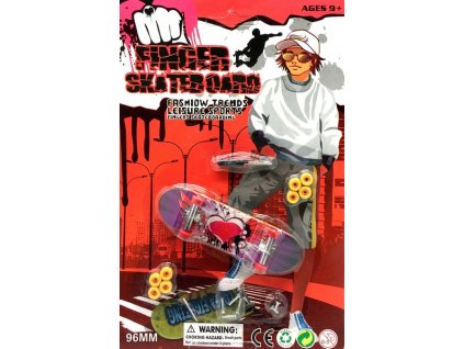 Finger Skateboard 96mm (0875T2) do ruky