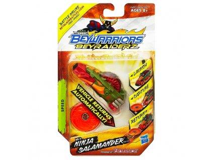 Hasbro BeyRaiderz - Bojovník Ninja Salamander