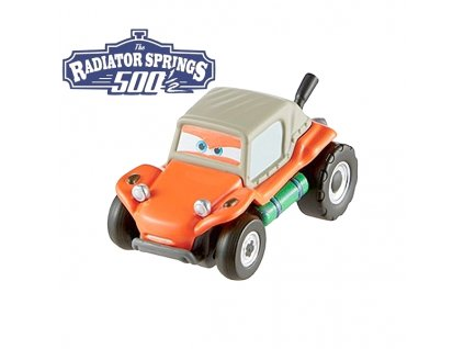 Mattel Cars Radiator Springs 500 1/2 SANDY DUNES