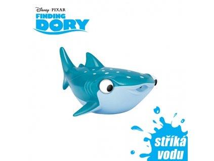 Disney Hledá se Dory, stříkací figurka do vany DESTINY