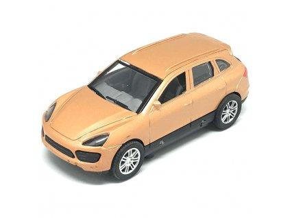 S Mini Metal - Auto Porsche kov (4477) bronz