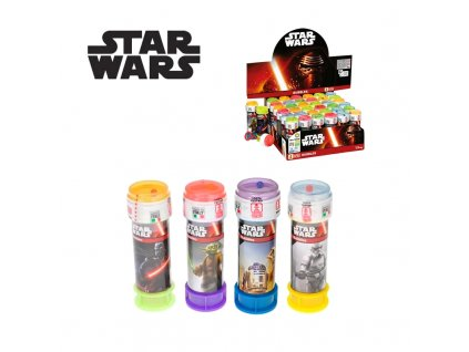 Bublifuk Star Wars 60ml 11,5cm