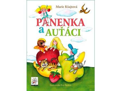 Panenka a auťáci - Marie Kšajtová