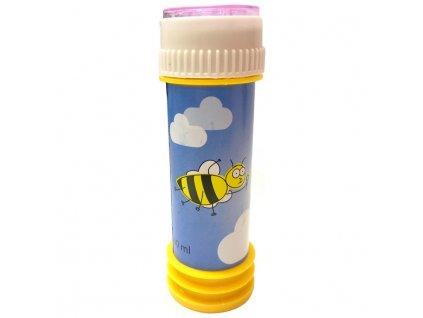 Bublifuk zvířátko 60ml 10,5cm včela