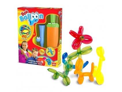 Bob Balloon Velký set nafukovaček s balónky a příslušenstvím