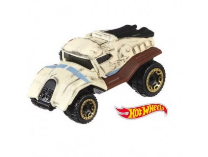 Hot Wheels Star Wars autíčko Die-cast SCARIF STORMTROOPER