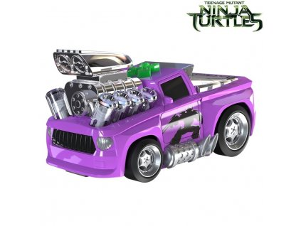 Toy State TMNT Mini Ooze Thumper Shredder