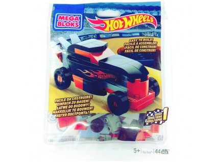 Mega Bloks Hot Wheels  Stavebnice Auta Rip Rod