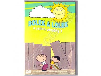 Bolek a Lolek a jejich příběhy 1 DVD