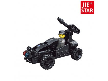 Jie Star Stavebnice Flying Tigers 20036-4 Cobra Assault Vehicle