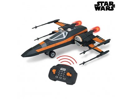 RC Model STAR WARS Poe´s X-WING Fighter