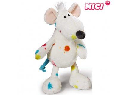 NICI JOLLY LEROY - Plyšová myš 15 cm