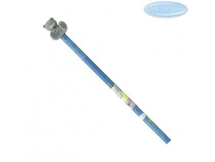 Obyčejná tužka s gumovou figurkou Me To You