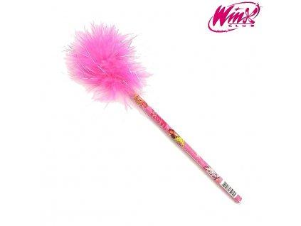 Winx Club Tužka speříčkem světle růžová