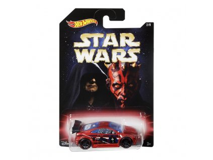 Hot Wheels autíčko Star Wars 2/8 ASPHALT ASSAULT