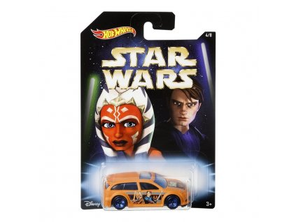 Hot Wheels autíčko Star Wars 4/8 AUDACIDUS