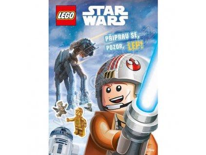 LEGO Star Wars: Připrav se, pozor, LEP!