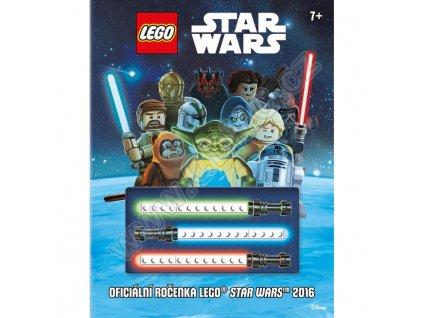 LEGO Star Wars: Oficiální ročenka 2016