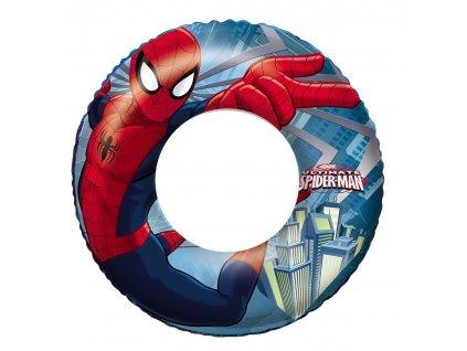 Bestway nafukovaci kruh Spiderman 56 cm