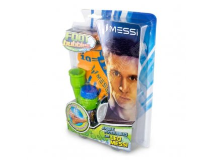 Foot bubbles Messi bublinkové ponožky oranžové sada