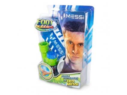 Foot bubbles Messi bublinkové ponožky modré sada