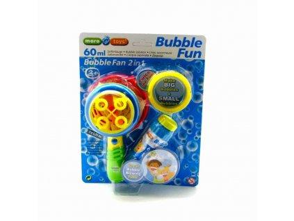 Maro Toys Bublifuk 2 v 1 modrý