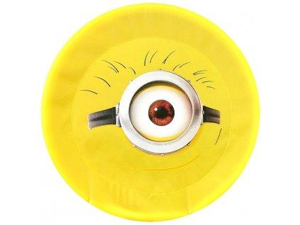 Frisbee Mimoni házecí disk 42 cm žlutý