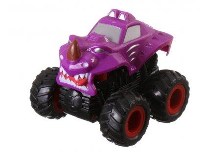 40594 monster 4x4 suv auto na setrvacnik 9 5 cm fialove a 1529
