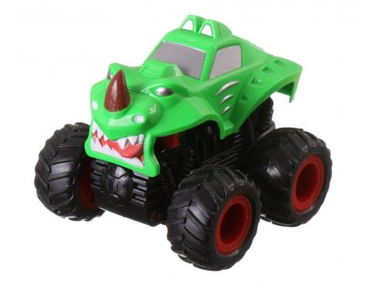 40615 monster 4x4 suv auto na setrvacnik 9 5 cm zelene a 1529