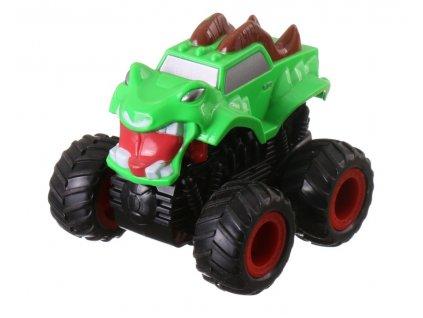 40618 monster 4x4 suv auto na setrvacnik 9 5 cm zelene b 1529