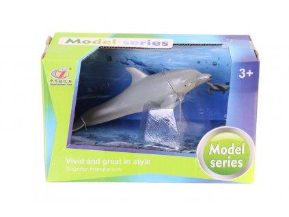 40642 morske zviratko v krabicce 1130 delfin