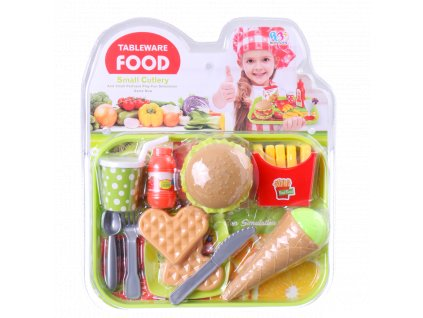 40813 tableware food stolni nadobi s jidlem