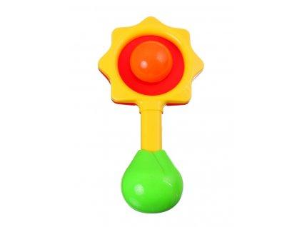 41164 baby toys chrastitko kyticka b