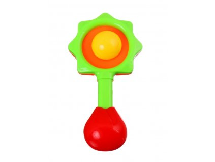 41167 baby toys chrastitko kyticka c